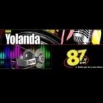Logo da emissora R�dio Yolanda 87.9 FM