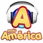 Logo da emissora Rádio America Ibiassucê