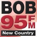 Logo da emissora Radio KBVB 95.1 FM