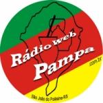 Logo da emissora Rádio Web Pampa