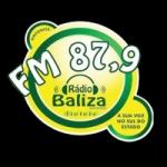 Logo da emissora R�dio Baliza 87.9 FM