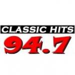 Logo da emissora Radio KCLH 94.7 FM