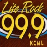 Logo da emissora Radio KCML 99.9 FM