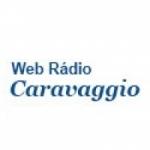 Logo da emissora Rádio Santuário Caravaggio