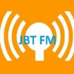 Logo da emissora JBT FM