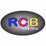 Logo da emissora Rádio RCB 104.9 FM