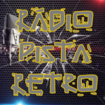 Logo da emissora Pista Retrô Web Rádio