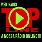Logo da emissora Rádio Topline