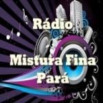 Logo da emissora Rádio Mistura Fina Pará