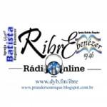 Logo da emissora Rádio IBR Ebenézer