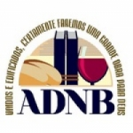 Logo da emissora ADNB Novo Milênio