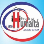 Logo da emissora Rádio Humaitá 730 AM