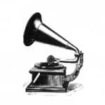 Logo da emissora R�dio Vitrola Web