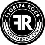 Logo da emissora Floripa Rock