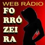 Logo da emissora Forrozeira na Web
