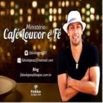 Logo da emissora Rádio Café Louvor e Fé