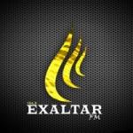 Logo da emissora Exaltar FM