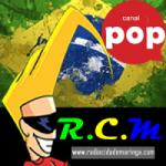 Logo da emissora Rádio Cidade Maringá