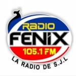 Logo da emissora R�dio F�nix 105,1 FM