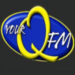 Logo da emissora Radio KKEQ 107.1 FM
