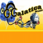 Logo da emissora Web Rádio Galatica
