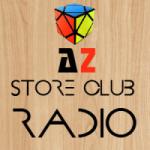 Logo da emissora AZ Store Club Radio