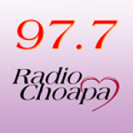 Logo da emissora Radio Choapa 97.7 FM