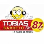 Logo da emissora R�dio Tobias Barreto 87.9 FM