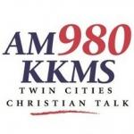 Logo da emissora Radio KKMS 980 AM