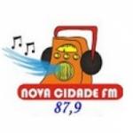 Logo da emissora Radio Nova Cidade 87.9 FM