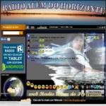 Logo da emissora R�dio Al�m do Horizonte