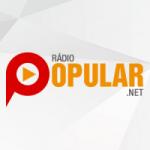 Logo da emissora Rádio Popular.Net