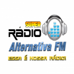 Logo da emissora Super Rádio Alternativa FM