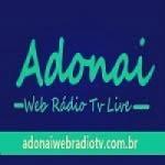 Logo da emissora Adonai Web R�dio TV