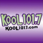 Logo da emissora KLDJ 101.7 FM