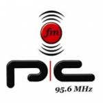 Logo da emissora Radio PC 95.6 FM