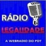 Logo da emissora Rádio Legalidade Pelotas