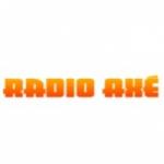 Logo da emissora Rádio Axé