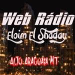 Logo da emissora Rádio Eloim Elshaday