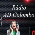 Logo da emissora Rádio AD Colombo