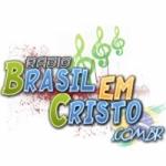 Logo da emissora Rádio Brasil Em Cristo