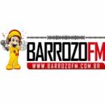 Logo da emissora R�dio Barrozo FM