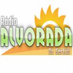 Logo da emissora Rádio Alvorada Do Sertão