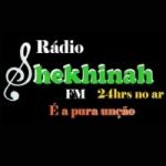 Logo da emissora Rádio Shekhinah FM