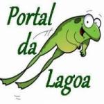 Logo da emissora Rádio Portal da Lagoa