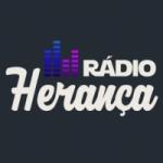 Logo da emissora Rádio Herança