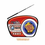 Logo da emissora Rádio Baú da Mega