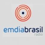 Logo da emissora Web Rádio Em Dia Brasil