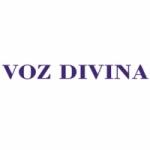 Logo da emissora Rádio Voz Divina