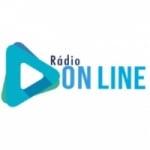 Logo da emissora Rádio Online